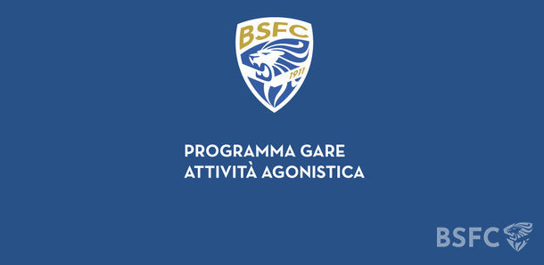 Programma gare week end  (22-23 settembre)