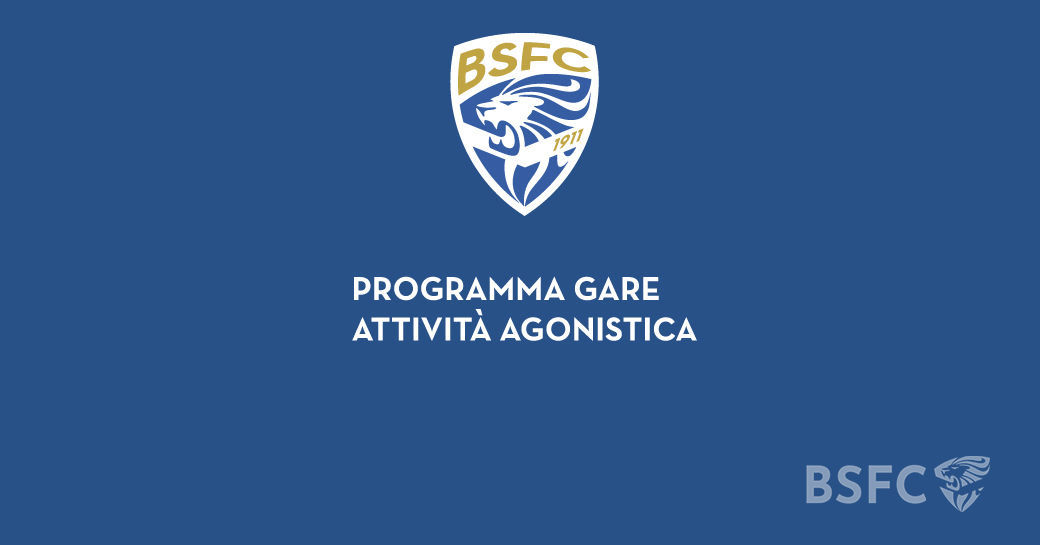 Programma gare week end ( 15 - 16 settembre)