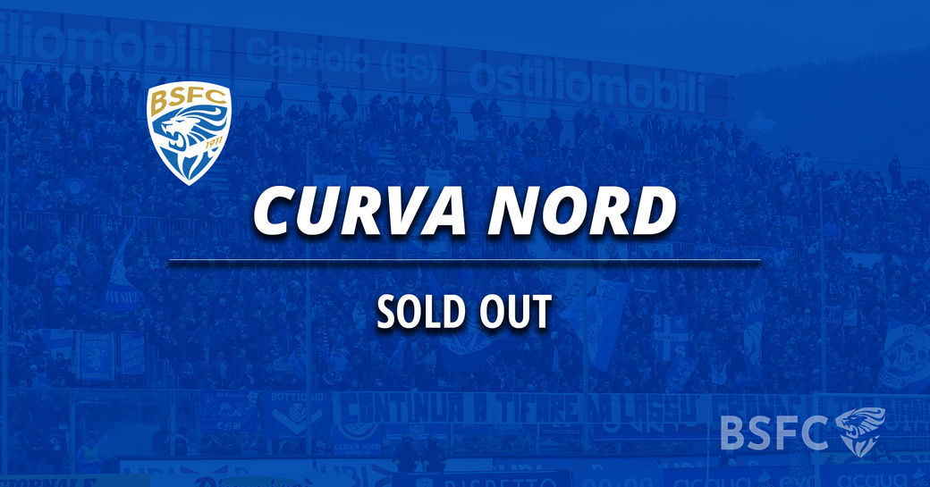 CURVA NORD, SOLD OUT